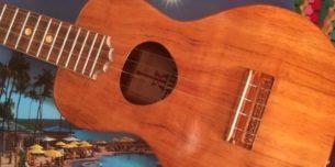 ハワイのウクレレ・ソロ練習曲