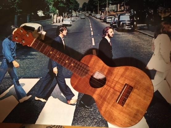ビートルズの楽譜をウクレレ初心者も弾いてみよう!